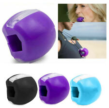 3pcs Face Exerciser Exercise Facial Toner Fitness Ball Neck Toner Jawzrsize Jaw