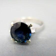 Echte Edelstein-Ringe mit Turmalin und Smaragd für Damen