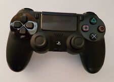 Official Sony PlayStation 4 Wireless DualShock PS4 Controller in Black