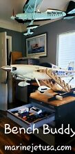 """""""Bench Buddy"""" Build and Balance Aircraft Stand.By MarineJet USA"""