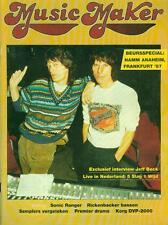 Music Maker 1987/05 (Jeff Beck) NL