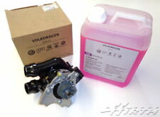 Kühlmittelpumpe Kühlmittelregler + 5l Kühlmittel Original VW Audi 06H121026DD