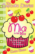 """AS NEW"" The Cupcake Diaries: Mia in the Mix, Simon, Coco, Book"