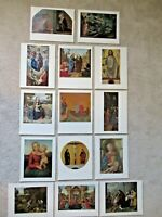 Paintings Depicting the Life of Christ   14 ART PRINTS   Portfolio Number 2  EUC