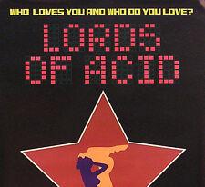 Lords of Acid 1999 Farstucker Original Promo Poster (Large)