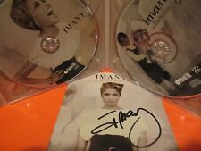 Imany - The shape of a broken heart & acoustic (Deluxe Edition) Signed Cover