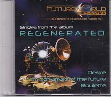 Future Worlf Orchestra-Desire Promo cd maxi single 3 tracks