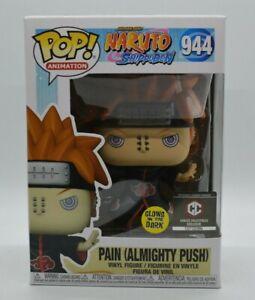 Funko Pop PAIN Almighty Push Glow In the Dark GITD #944 Chalice W/Protector