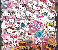 7Set(96pc) hello kitty car macbook boot luggage decal large sticker  21*30cm