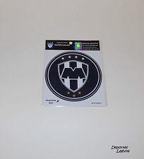 """Rayados De Monterrey 4.25"""" Logo Sticker (Calcomania) Officially Licensed Product"""