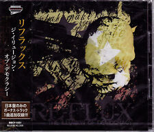 REFLUX The Illusion Of Democracy CD - New / Sealed (Japan)
