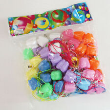 50pcs Milk Teeth Holder Boxes Plastic With Necklace Tooth Shaped Baby Hot