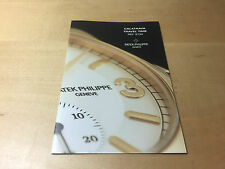 Booklet PATEK PHILIPPE New Model 2005 - Calatrava Ref. 5134 - All Languages