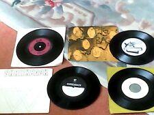 Vinilo Raro 45'S +2 Classics-Shriekback-alineados/Reino Unido-nada que perder/PIGBAG/Azteca