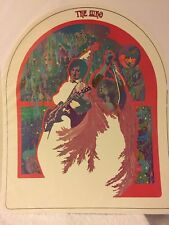 """Vintage The Who Poster 24"""" x 28"""""""