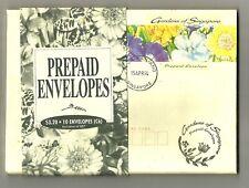 Singapore 1994, 10 prepaid envelopes unused with the original wrapper, face valu