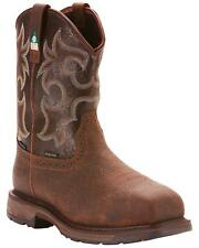 Ariat Men's 10023280 Work Hog CSA H2O 600G Composite Toe Boot Bruin Brown/Crazy