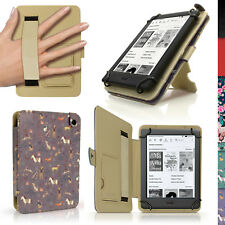 "Cover case pu leather for amazon kindle 6"" 2016 8 gen cover case skin cover"