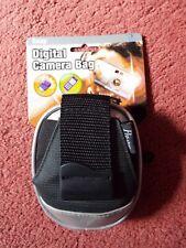Digital camera bag for small camera black