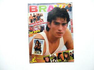 BRAVO Nr. 42 / 1988 Zeitschrift Milli Vanilli AK Depeche Mode Poster Star-Album