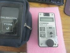 OMEGA Engineering Model: CL-304 Thermocouple Calibrator <