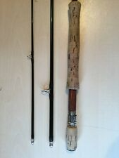 HARDY FLY ROD GEM MK11 10'.0 #7 + BAG IN EXCELLENT CONDITION