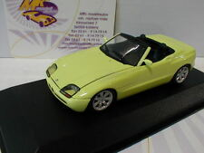 """Maxichamps 940020100 - BMW Z1 (E30) Cabrio Baujahr 1991 in """" hellgelb """" 1:43"""