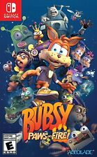 Bubsy: Paws On Fire   (Nintendo Switch)