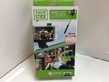 ReTrak The Original Selfie Stick, Wireless Control Bluetooth - Black