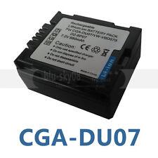 Battery for HITACHI DZ-BP7S DZ-BP07S 7.2v 680mAh Panasonic CGA-DU06 CGA-DU07