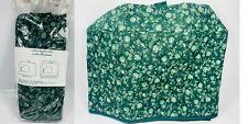 Allary Sewing Machine Cover - Green Santan