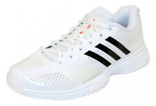 Adidas Adipower Barricade W White/black-metallic  Size uk 8