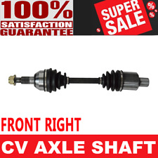 FRONT RIGHT CV Axle Shaft For CHEVROLET EQUINOX V6 3.4L 207cid 3425cc 209cid