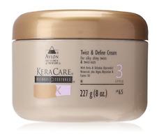 Avlon Keracare Natural Textures Twist and Define Cream, 8 Ounce