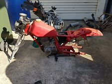 honda xr 100 wrecking all parts available  (this action is for one bolt only)