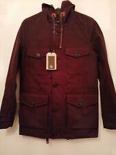 Baracuta Mountain Jacket Dark Brown Size 34