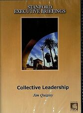 Stanford Executive Briefings DVD Leadership Unleash 3 P's NEW FREE SHIP TRK US
