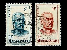 Madagascar 1946 / Gen. Duchesine / Used