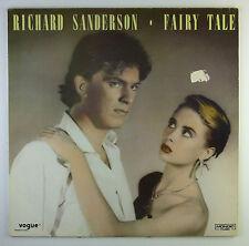 "12"" LP - Richard Sanderson - Fairy Tale - L7488 - RAR - washed & cleaned"