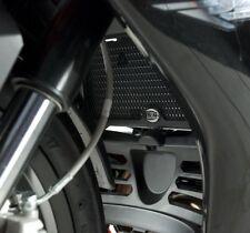 Aprilia RS4 125 2013 R&G Racing Radiator Guard RAD0111BK Black