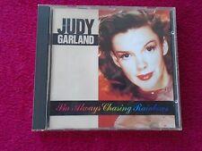 Judy Garland : I'm always chasing rainbows CD