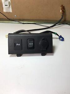 2006 Scion tC Center Console Outlet Unit Socket AUX USB Port Cover OEM 2005-2008
