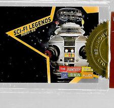 Robot B9 multi-case incentive card Irwin Allen Lost in Space 177/250 R22