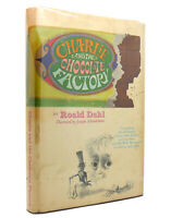 Roald Dahl CHARLIE AND THE CHOCOLATE FACTORY 1st Issue 1st Edition 1st Printing