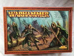 Warhammer Wood Elf - Glade Guard - New in Box