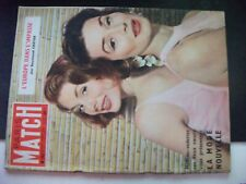 ** Revue Paris Match n°283 Louisiane - Indochine - Vargas