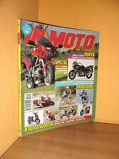 In Moto - n° 7 - Luglio 1994 - BMW R 1100 R/Yamaha XJ 900 S Diversion - Rivista