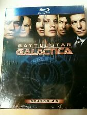 BATTLESTAR GALACTICA SEASON 4.5 Final 10 Episodes of the Series SEALED Blu-ray
