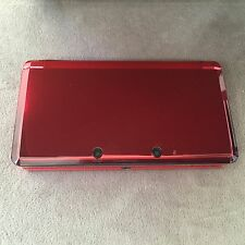 Nintendo 3DS Red Flame Handheld System (NTSC)