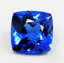 Loose Gemstone 10.40 Ct Certified Blue Sapphire